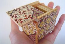 Serving my hungry masters: puzzle box