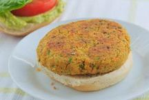 Veggie Burgers / All types of veggie burgers