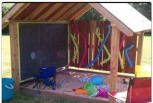 κατασκευες παιδικων σπιτιων