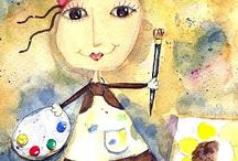 art journals / by Jen V