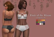 Sims cc underwear/swimsuits❤️