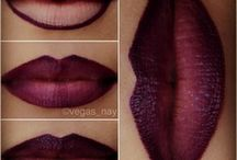 Luscious lips / Colours flat plump sexy