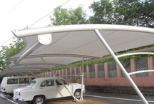Covered Car Parking Tensile