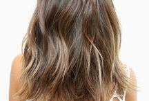 Medium length hair <3