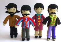 The Beatles crochet