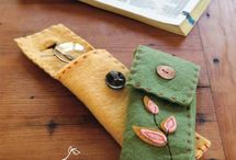 Arts & Crafts - Felt and Felting...and a Little Bit of Wool. / by Marie E