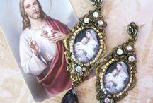 Christian jewelry  Bijoux chrétiens et catholiques
