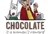 Chocolate Delite / by Sylvia Williams