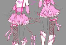 Дизайн костюмов