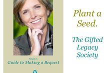 Gifted Legacy Society for Planned Giving / Gifted Legacy Society for Planned Giving / by NAGC Gifted