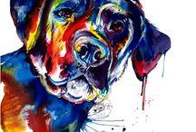 Desenhos de cachorro