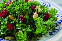 Leafy Green Recipes / You can never have too many leafy green recipes. Find some inspiration for getting your daily goodness.