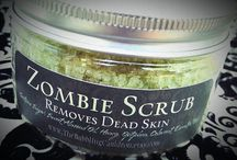 TheBubblingCauldron / Handcrafted Soaps, Lotions & Potions