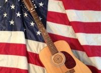 Roy Justice - Patriotic Songs CD / 14 of our most Patriotic Songs, including a 5 song tribute to our Armed Forces, presented with voice and a 12 string Martin guitar for accompaniment.