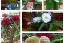Floral Designs / PGA / Floral designs with Premium Greens Australia foliages