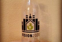 Custom Design Glass Bottles / Perfect for all of your custom design needs! / by Faucet Face