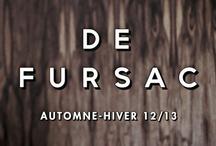 Autumn-Winter 2012/13 / De Fursac A/W 12-13 collection  Model : Clément Chabernaud Photographer : Karim Sadli Art Direction : Atelier Franck Durand  http://www.defursac.fr/en/home.aspx / by De Fursac