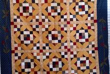 Quilts / Smaller Quilts, Table Runners, Coaster, Wall Hangings, Etc.