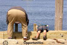 120. Opportunities