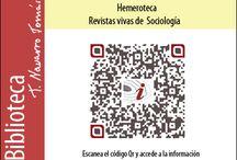 Códigos QR en la  Biblioteca Tomás Navarro Tomás