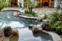 Havuzlu evler