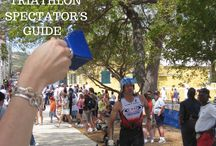 The Sport of Spectating / Tips for triathlon race day spectating to make the tri supporter's life much easier