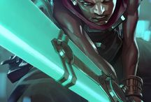 League of Legends / Enters the virtually endless world of League of Legends, Stay On