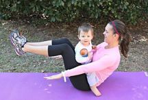 Mommy Exercise / by Courtney Boucher