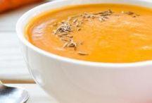 velouté carotte lait coco