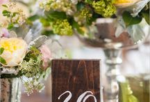 Weddings! Table Numbering / by Inn at Manchester