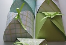Paper boxes and bags Love / by Lisa Lott