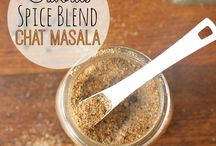 Low carb spice blends