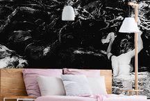 Art & décoration / Décorations réalisées avec des oeuvres d'artistes