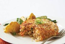 Food: Main, Seafood and Fish