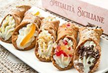 Пирожное Сицилиана