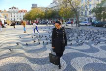 Abrigo domador / #bloggermoment #laprincesarosa #moda #abrigodomador #circo #sferaballerines #cute #fashiontime #fashionista #tagsforlikes #instalike #bloguera #fashionblogger  #tendencia #newpost #nuevaentrada #picoftheday #lisboa #portugal #miesencialdeprimavera #blackcoat #shoppingbag Michael Kors #bag