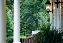 Patios,decks,backyards and porches