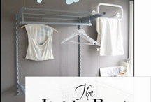 Laundry Room ideas / by Cathy Addison