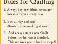 Mad about Quilting / by Cáu ~..~ Pano e Papel