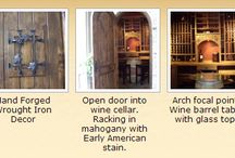 Our Custom Wine Cellars Project - Photos and Videos