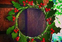 Christmas decoration (The Paper Heart) / Christmas is one of my favourite periods of the year... ♥
