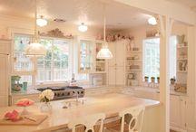 Kitchen / by Michelle Swingle