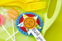 Brithday Party Ideas / by Stacy Udo