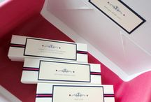 Wedding Stationery / Lovely things from 'Made by Millie and Me'