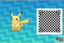 Pokemon sun and moon qr code