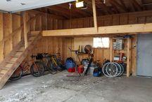 Garage mezzanine