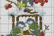 картинки для вязания-вышивки
