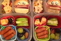 Bento meals / by Natalie Woofter