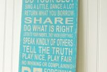 Words to Live by / by Melissa Noste