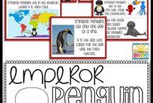 Penguin Theme / by Kristen Williams